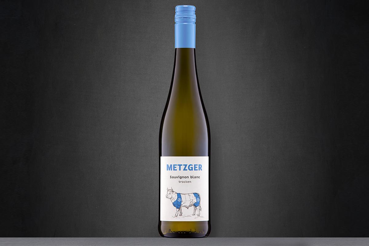 Metzger 0,75l Sauvignon Blanc trocken