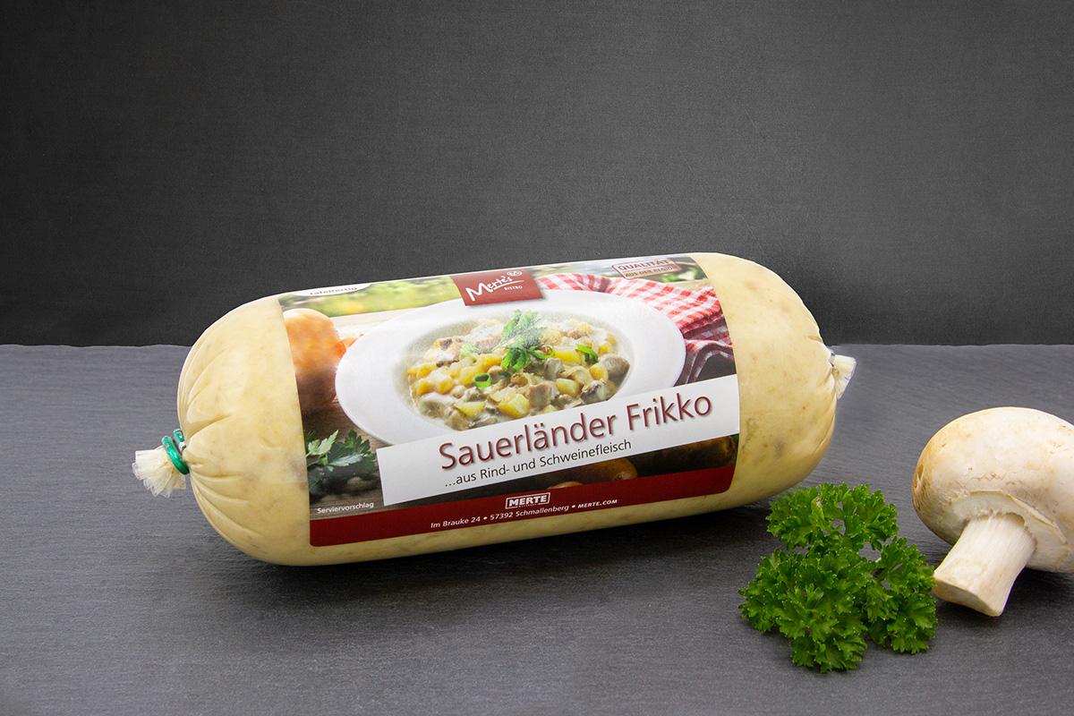 Sauerländer Frikko Rind und Schwein