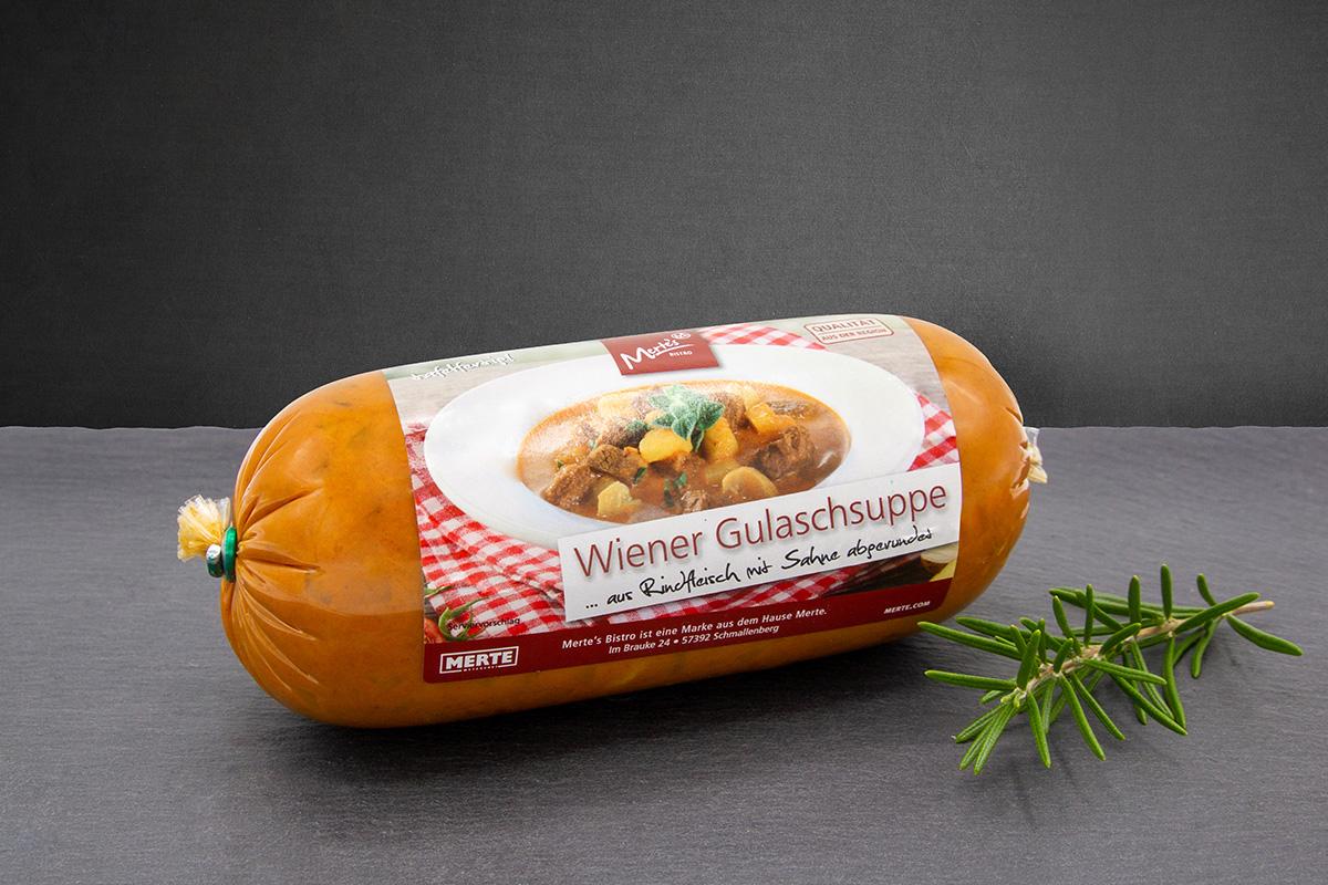 Gulaschsuppe Wiener