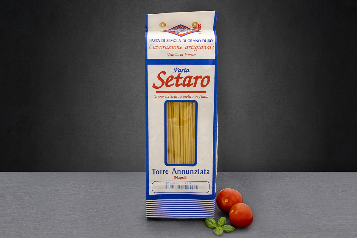 Spaghetti 1000g aus Hartweizen