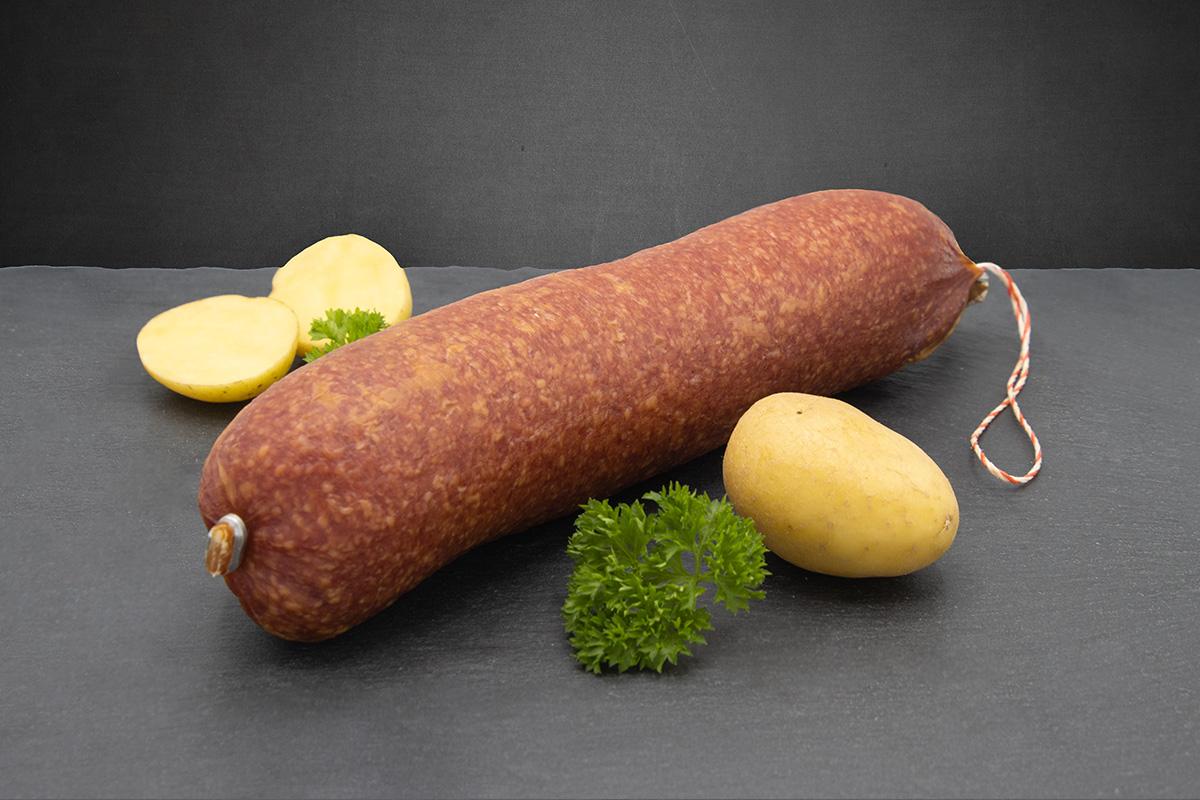 Kartoffelwurst á ca.390g Stk.