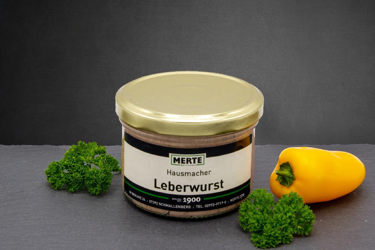 Leberwurst Hausmacher